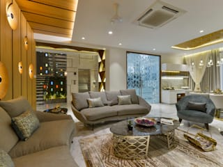 Innerspace Ruang Keluarga Modern