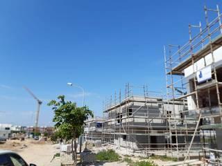 Empreendimento Skycity por TB Construções Moderno