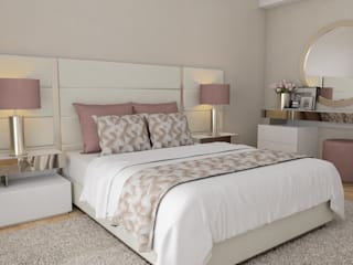 Modern style bedroom by Casactiva Interiores Modern