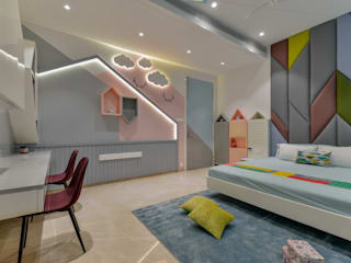 Modern Bedroom by Innerspace Modern
