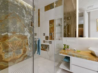 PARAS VILLA Innerspace Colonial style bathroom