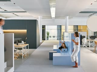 INpuls interior design & architecture Modern office buildings