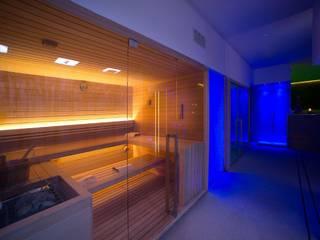 Villa Minieri Eventi & Resort Sedi per eventi moderne di Stenal Moderno