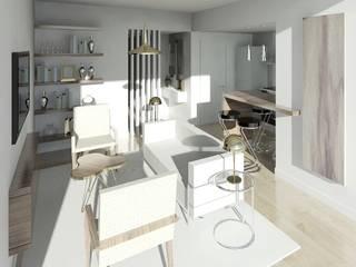 Remodelação de Apartamento por Ana Brandão