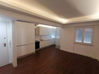 Remodelação de apartamento, Loures por Ana Brandão