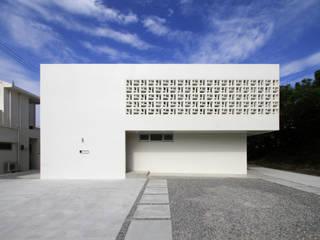 T-Y house モダンな 家 の アーキデザインワークス一級建築士事務所 モダン