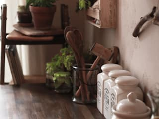 Kitchen Impossible e.K. KitchenCabinets & shelves Kayu