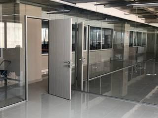 Onur Group – Ofis bölme sistemleri uygulaması: modern tarz , Modern