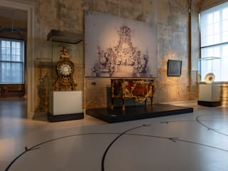 Eclectic style museums by studio ALBERT Eclectic