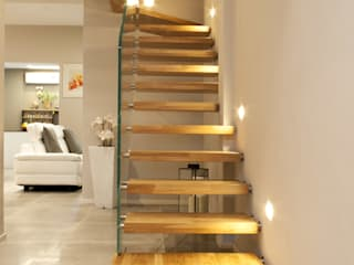 MICHELE VOLPI STUDIO INTERIOR DESIGN Stairs