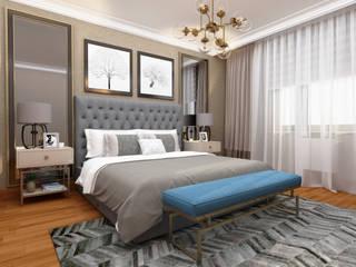 Mut Design – Ankara,Çankaya 3+1 Ev Projesi : modern tarz , Modern