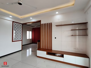 3 BHK in ,RR Nagar, Bangalore: modern  by Studio Skapeart,Modern