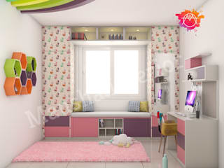 Mansha Interior Modern style bedroom