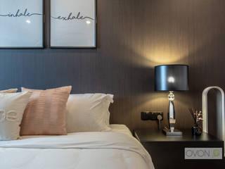 Modern style bedroom by Ovon Design Modern
