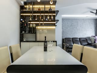 Anchorvale Treasure Crest Ovon Design Modern dining room