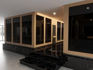 Ofis Dekorasyonlarında Yeni Trendler Mazze Ahşap Ofis Bölme Sistemleri
