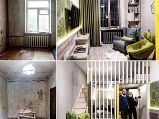 Счастье на троих от Дизайнер интерьера Аня Сушко