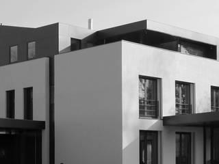 EFH Koblenz von architekten wendling Modern
