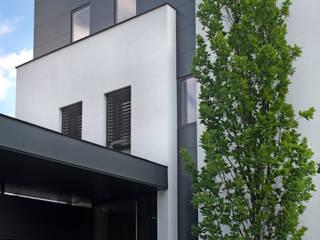 EFH Koblenz Moderne Häuser von architekten wendling Modern