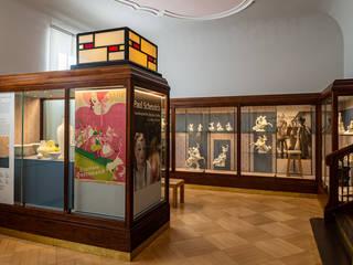 Museum Gaya Eklektik Oleh studio ALBERT Eklektik
