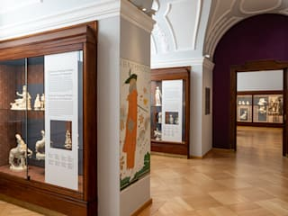 studio ALBERT Musei in stile eclettico