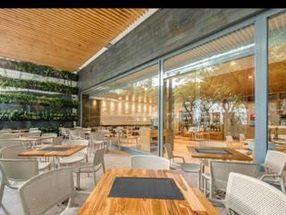 RESTAURANTE TORTELLI / CALI-COLOMBIA de am.ma Arquitectos sas Moderno