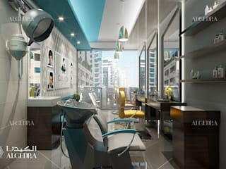 Modern commercial spaces by Algedra Interior Design Modern