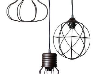 Lámparas colgantes de forja de Greylur Iluminación Moderno