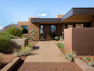 Casas modernas de Chibi Moku Architectural Films Moderno