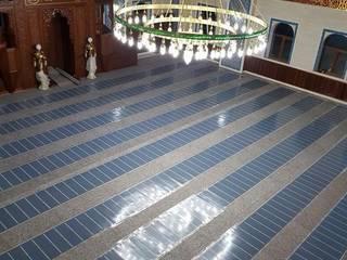 Cami Isıtma & Halı Altı Isıtma &Karbon Isıtıcı
