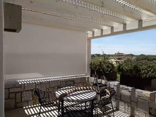 Toldos Verticales y Toldos Proyectantes. Decora in - Hunter Douglas Balcones y terrazasAccesorios y decoración
