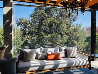 Decora in - Hunter Douglas Balcones, porches y terrazasAccesorios y decoración