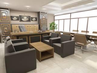 M. ÇELİK - OFİS PROJESİ Archimed İç Mimarlık ve Danışmanlık Hizmetleri Ticaret Ltd. Şti.