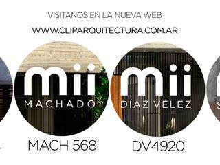 NUEVOS EMPRENDIMIENTOS DE POZO . año 2020 . CLIP ARQUITECTURA de Clip Arquitectura