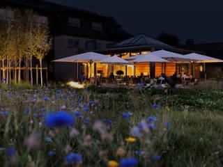 Landidyll Birkenhof | Umbau & Sanierung Moderne Hotels von architekten wendling Modern