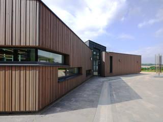 Grundschule | Erweiterung Moderne Schulen von architekten wendling Modern