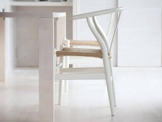 NASU CLUB KücheTische und Sitzmöbel Holz Weiß