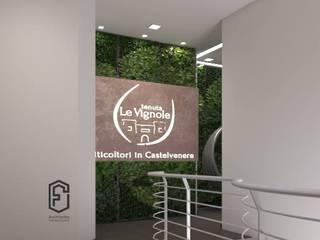 """Centro benessere """"Le Vignole"""" Spa moderna di Architetto Francesca Orefice Moderno"""