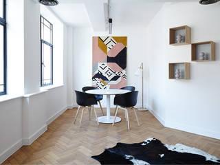 Modern Yemek Odası Birch Living Modern