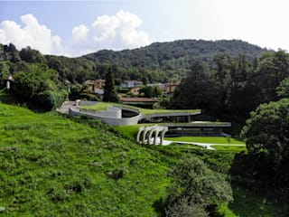 ATELIER ALICE TREPP Mino Caggiula Architects Case moderne
