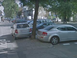 PRZESTRZEŃ DLA DRZEWA interwencja w przestrzeni miejskiej od SUPERGUT STUDIO