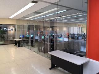 CRISVISA NAUCALPAN PVC Glass doors Glass Transparent