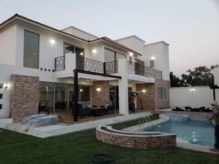 CRISVISA NAUCALPAN PVC Terrace house Plastic Beige