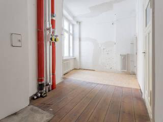BADEZIMMER: ALTBAUSANIERUNG BERLIN Moderne Badezimmer von Lu Interior Berlin Modern