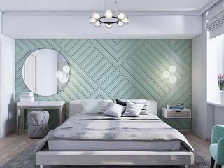 Дизайн спален Спальня в классическом стиле от Студия дизайна интерьеров и ремонта Алексея Выходца Классический