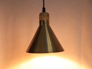 Pendant Lamps: modern  by homes & More,Modern