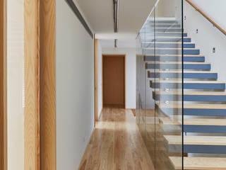 CM House Atelier d'Arquitetura Lopes da Costa Merdivenler