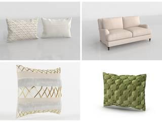 modern  oleh Glancing EYE - Asesoramiento y decoración en diseños 3D , Modern