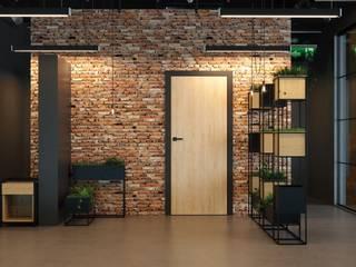 InPortas Corridor, hallway & stairsAccessories & decoration Wood Wood effect