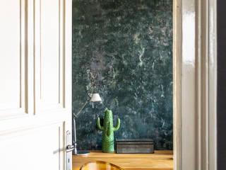 Fine Wall Art Dinding & Lantai Gaya Eklektik
